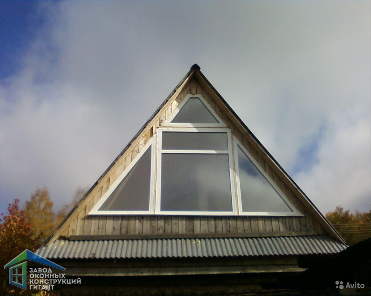фото домов с окном вместо фронтона нет, ыла инфа